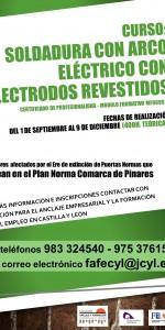Cartel Soldadura