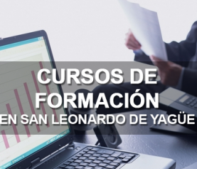 Cursos de Formación en San Leonardo de Yagüe